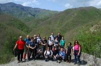 Campigna, foreste e vette 25-27.04.2014
