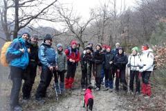 Capodanno 2018 - Bosco di Tecchie