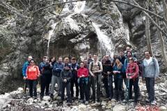 Cascate Rio Vitoschio - Pasquetta 2019