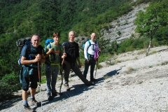 da Rifugio a Rifugio nelle Foreste Casentinesi