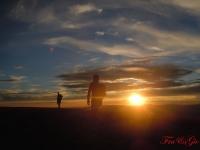 Dal tramonto alle stelle...cadenti sul Nerone - 13-7-2017