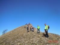 Monte Cardamagna 27 Dicembre 2015