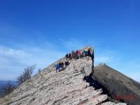 Monte Cardamagna - Capodanno 2019