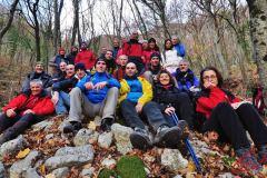Monte Catria 4 dicembre 2011