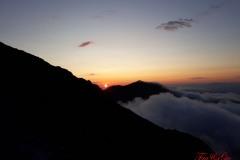 Monte Catria al tramonto - 14 Agosto 2019