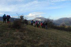 Monte Catria, da San Geronzio al Campifobio