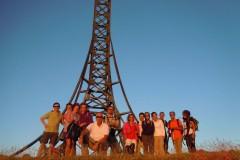 Monte Catria: dal tramonto alle stelle 27-07-2013