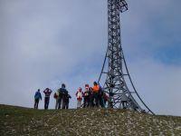 Monte Catria: salita alla vetta