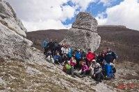 Monte Le Gronde 26.03.17