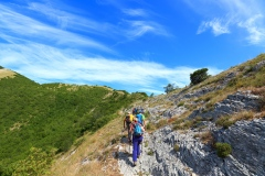 Monte Motette 2 luglio 2017