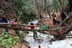 Monte Nerone 2 dicembre 2012