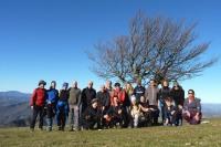 Monte Nerone - Capodanno 2020