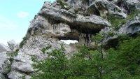 Monte Nerone: la Balza Forata