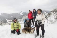 Monte Petrano -  14 Febbraio 2021