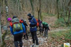Monte Petrano 8 dicembre