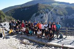 Monte Pietralata - 1 Novembre 2017