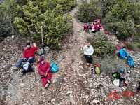 Monte Pietralata 10.02.19