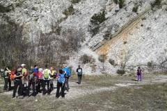 Monte Pietralata - 19 Marzo 2017