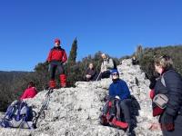 Monte Pietralata - 30 Dicembre 2018