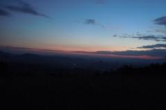 Monte Pietralata: dal tramonto alle stelle 09-08-2013