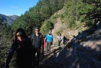 Montiego e Gola del Candigliano 26.12.16