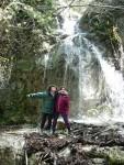 Pasquetta 2012, le cascate del Rio Vitoschio