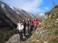 Pieja e Pian dell\'acqua - 8 Marzo 2015