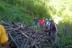 Sentiero Frassati ferragosto 2020