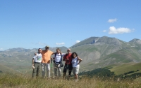 Sibillini trekking luglio 2011