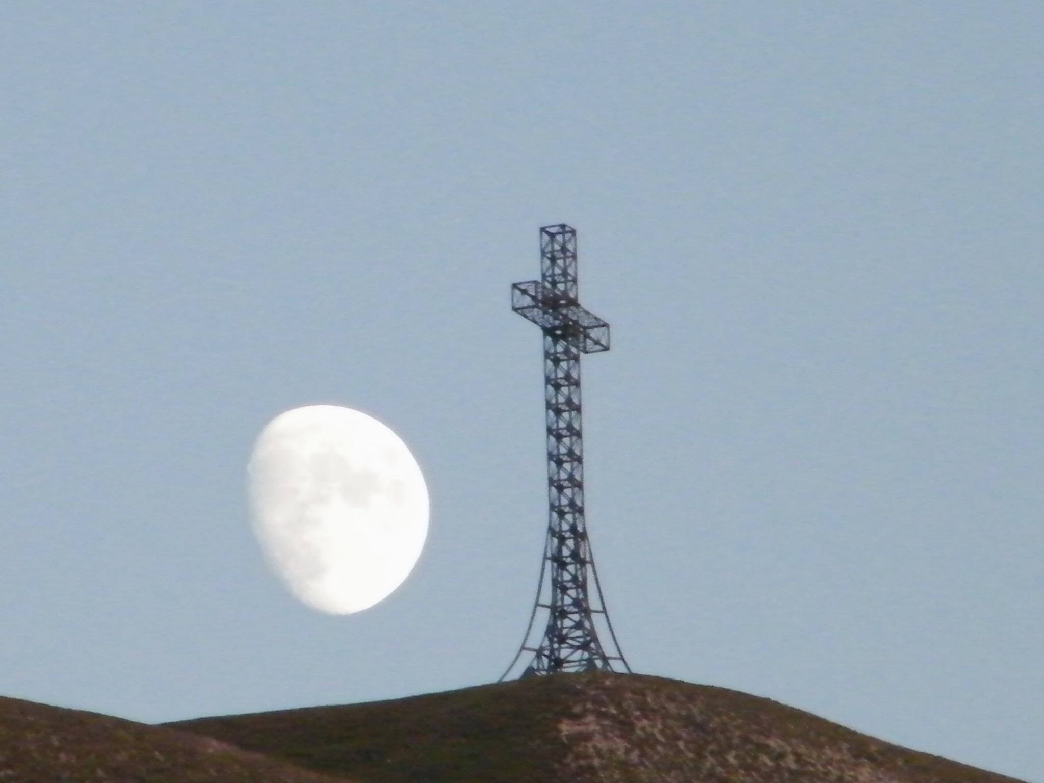 croce con luna bis