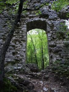 I resti dell'Eremo di Morimondo