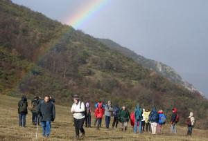 Valle Buzzo trek