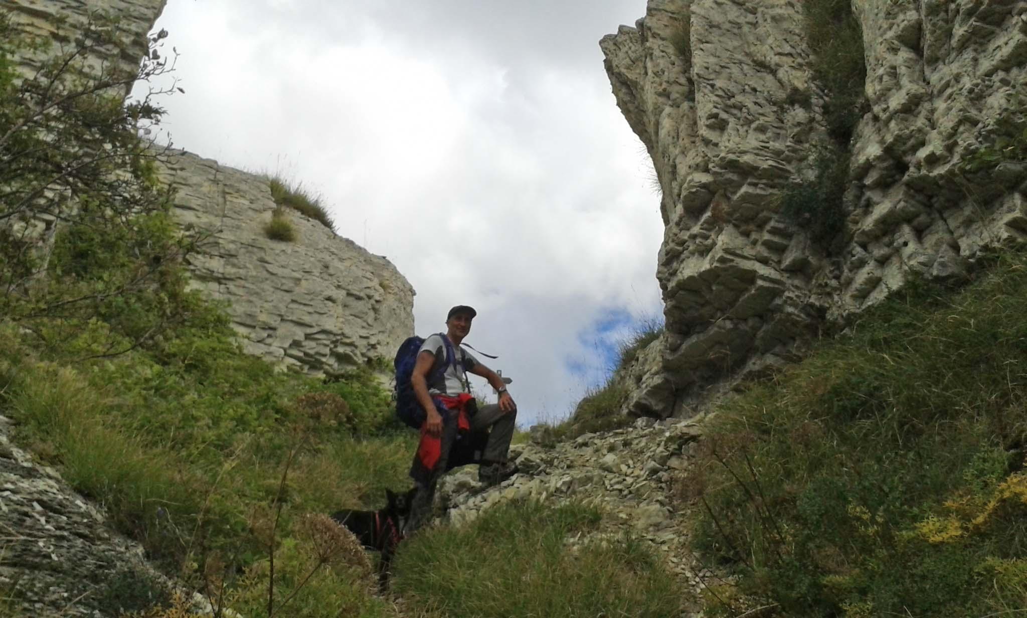 Monte Carpegna, Passo del Trabocchetto